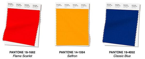 pantone colour of the year trend forecasting