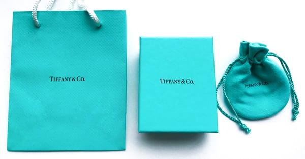 tiffany premium packaging