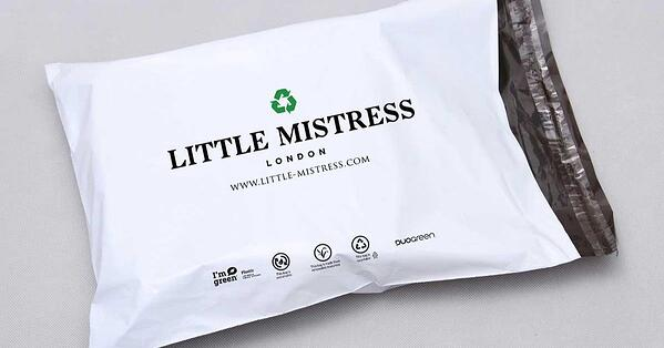 Little-Mistress sugarcane packaging