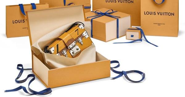 louis vuitton illustrious packaging design
