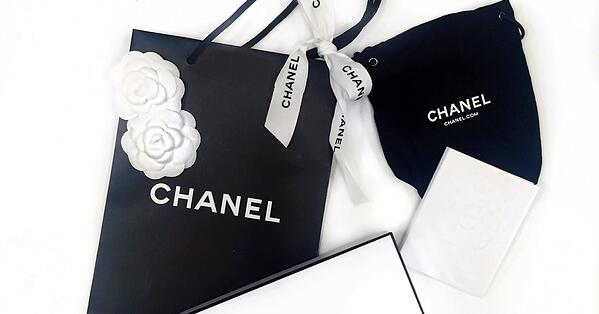 chanel iconic packaging design