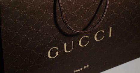 gucci sustainable packaging packaging design