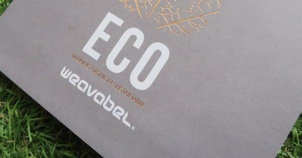 eco friendly weavabel