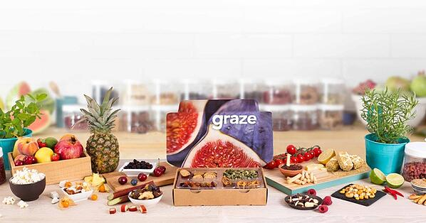 graze kraft packaging