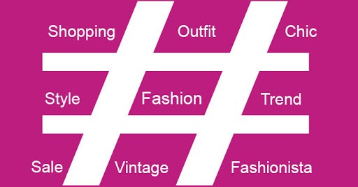 fashion hashtags for manufacturing trends