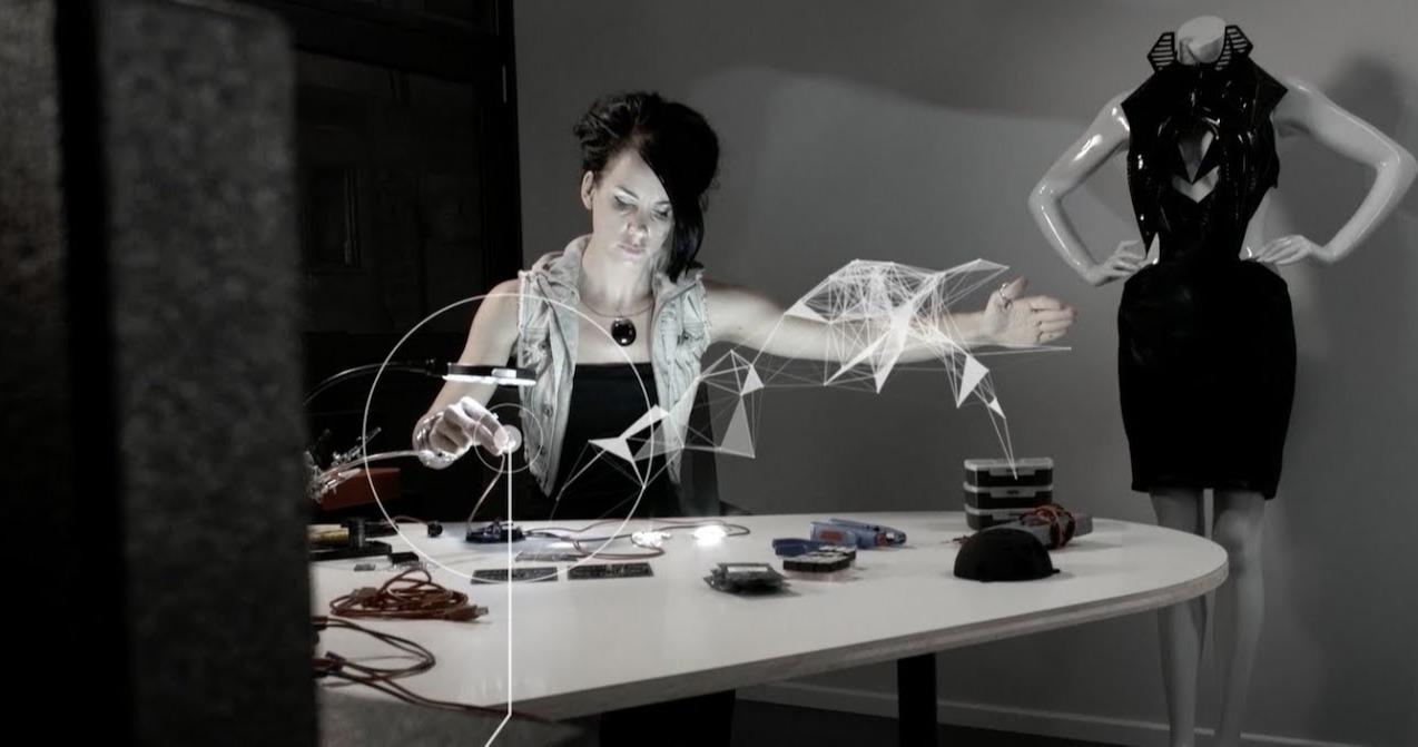 future of fashion design and materials